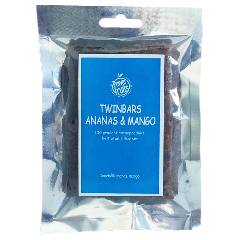 Mango- & Ananasbars 100g - 21% rabatt