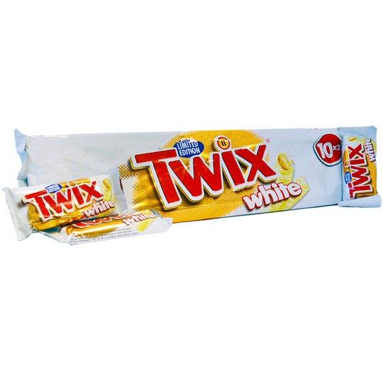 Twix White 10-pack - 83% rabatt