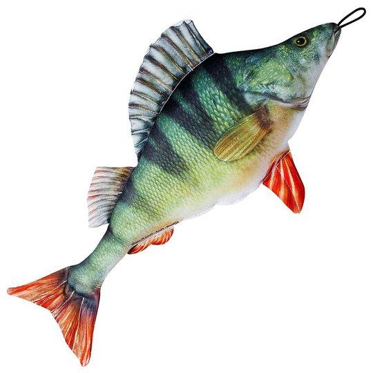 Fladen mjukisfisk abborre 45 cm