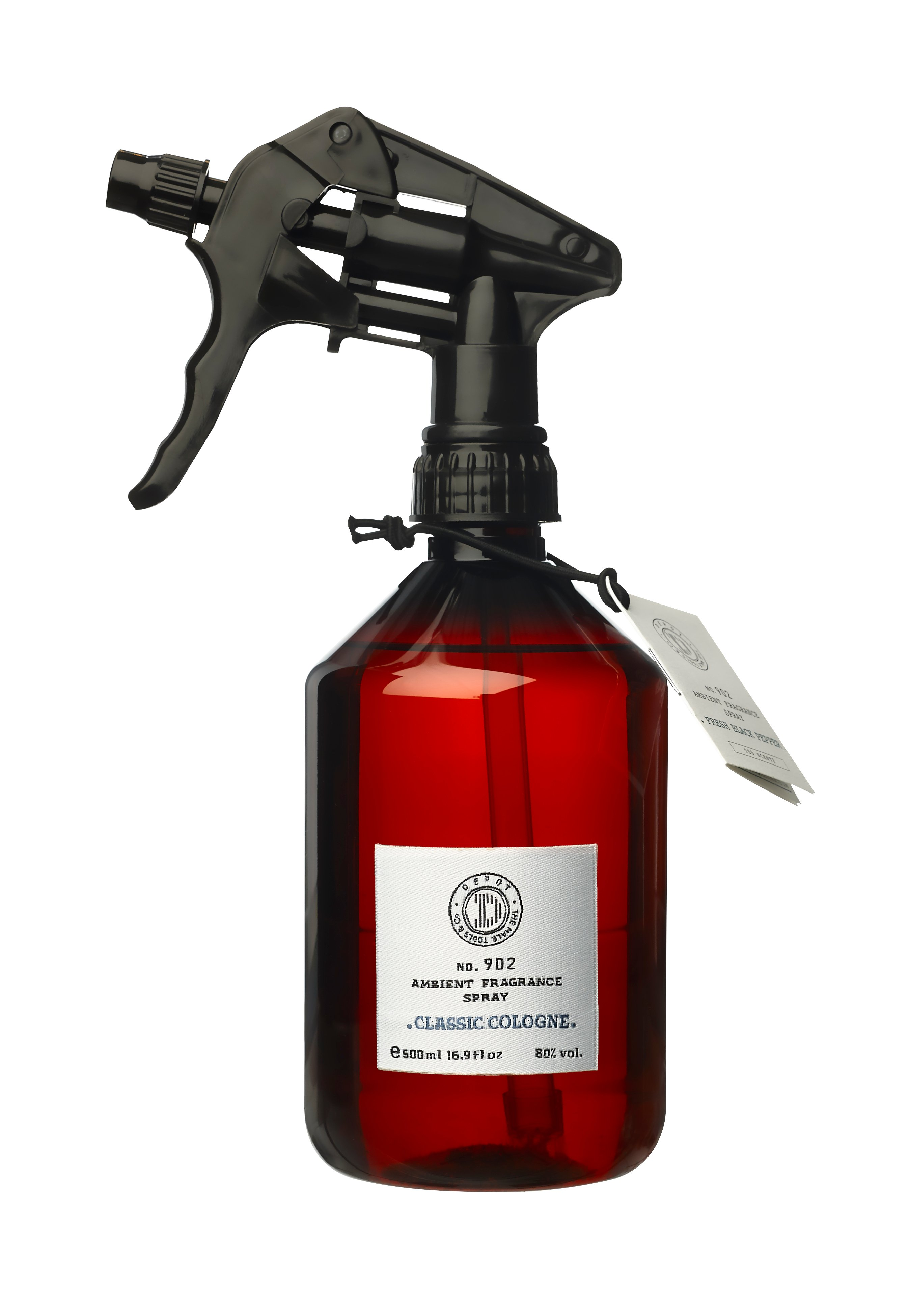 Depot - No. 902 Ambient Fragrance Spray - Classic Cologne