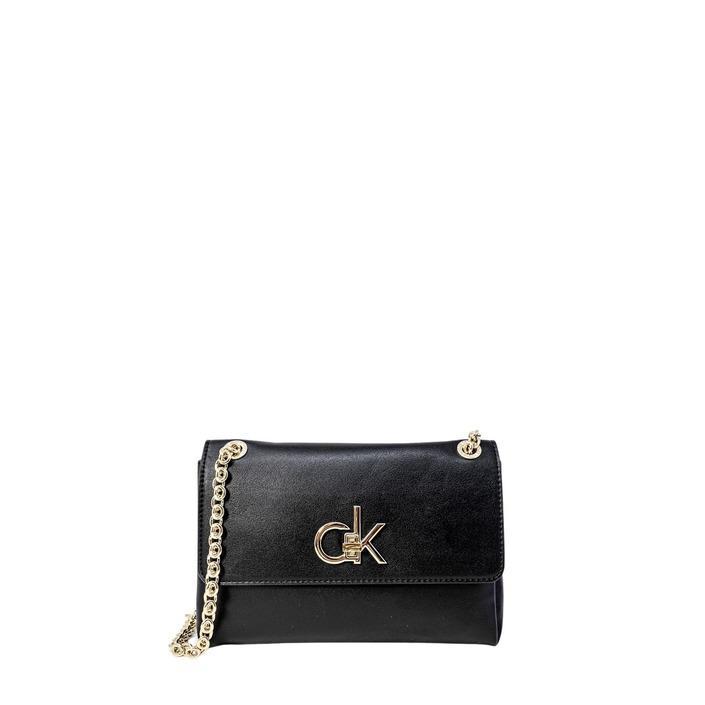 Calvin Klein Women's Handbag Black 285742 - black UNICA