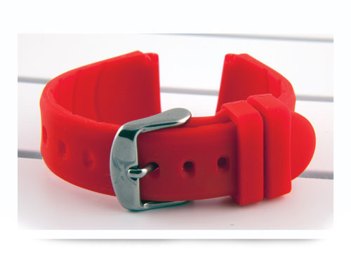GUL Silicone 18mm - Red 4461193