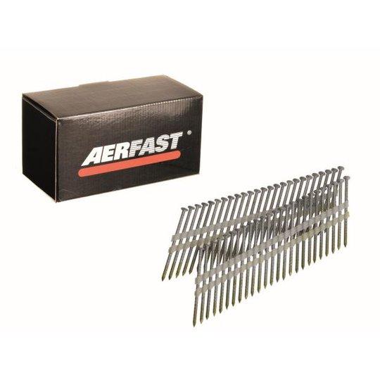Aerfast AN30042 Runkonaula kuumasinkitty, 21°, 600-pakkaus 65x2,8 mm