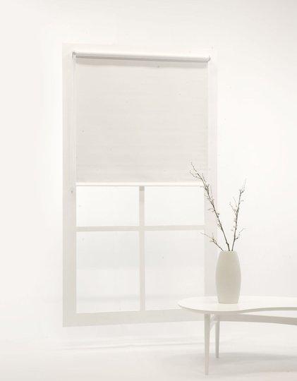 Hasta Blackout Rullgardin, White 80x185