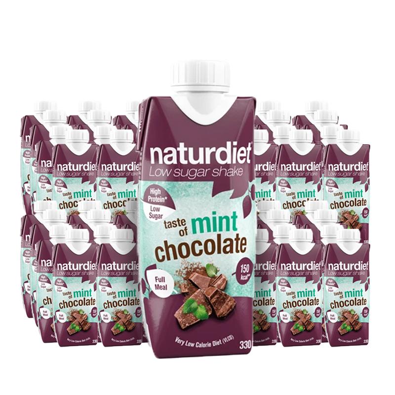 Måltidsersättning Choco Mint 48-pack - 28% rabatt