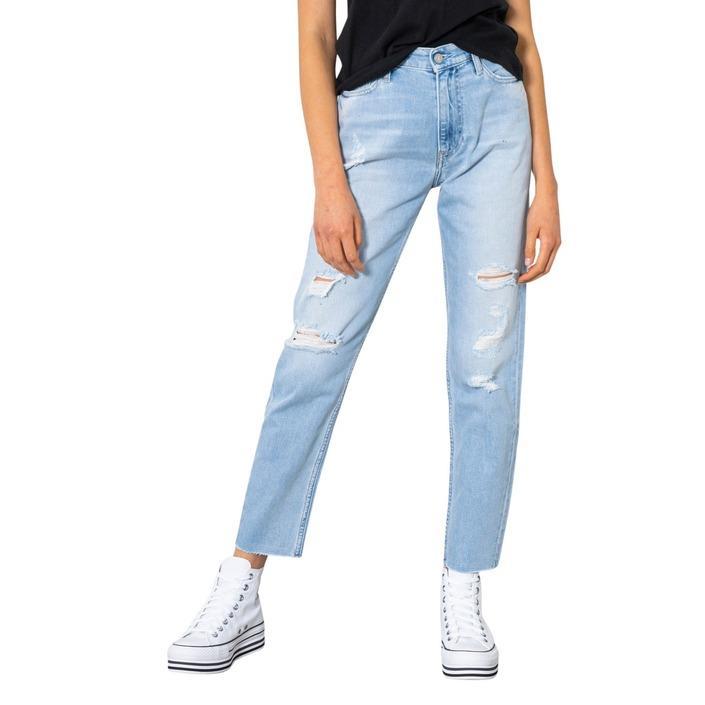 Calvin Klein Jeans Women Jeans Blue 299840 - blue w25