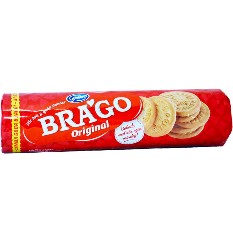 Brago Original 225g - 41% rabatt