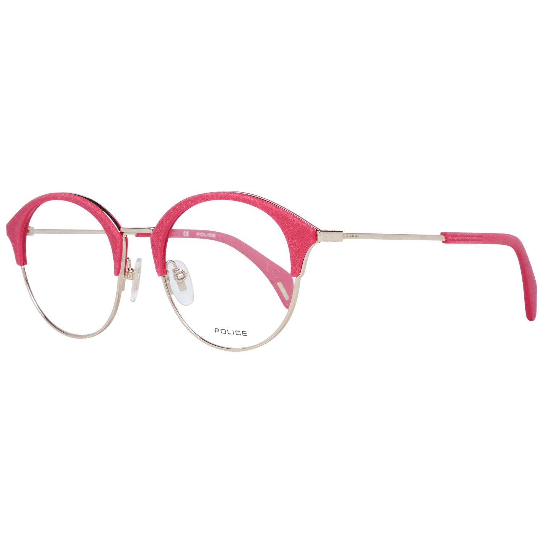 Police Women's Optical Frames Eyewear Multicolor PL730 50300Y