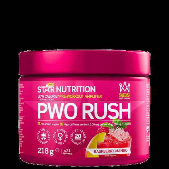 PWO Rush, 218 g