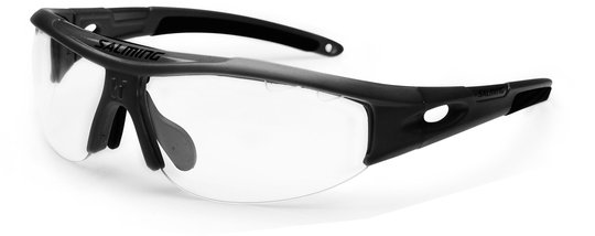 Salming V1 Protec Eyewear SR, GunMetal