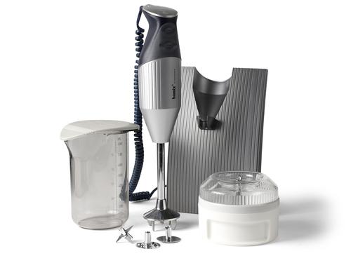 Bamix Swissline 200w Silver/black Stavmixer - Silver