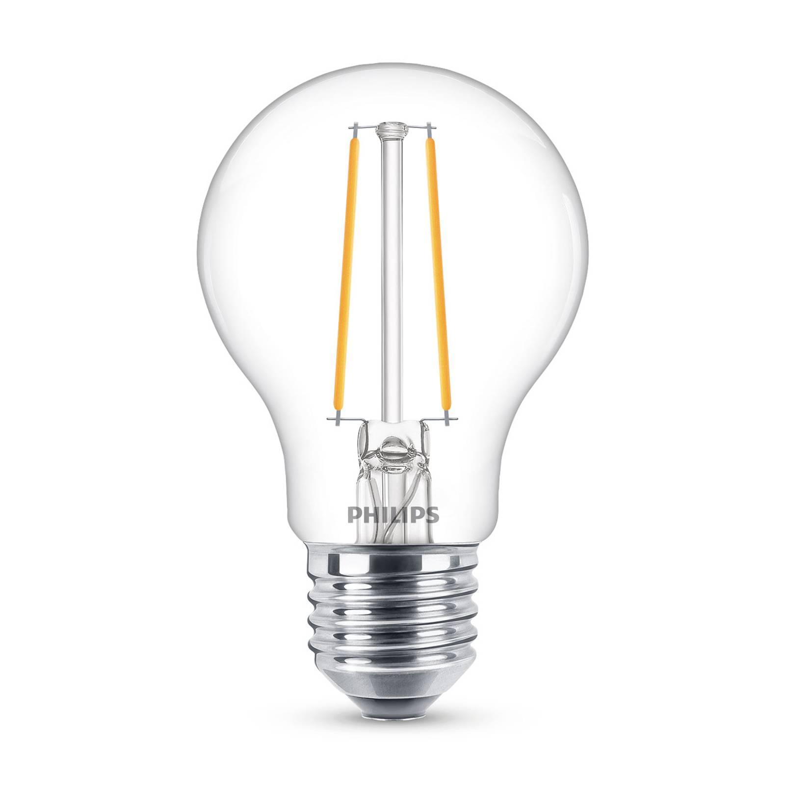 Philips Classic LED-lamppu E27 A60 1,5W 2 700 K