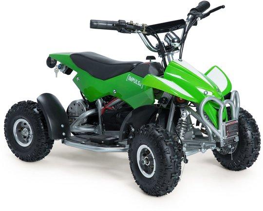 Impulse Electric ATV 800W, Grønn/Hvit