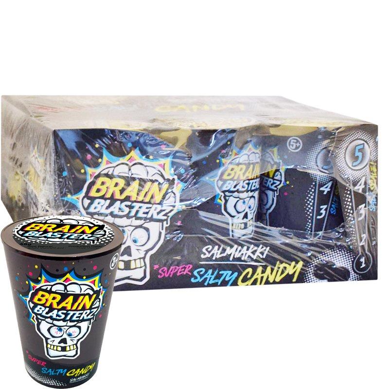 Brain Blasterz Lakrits 12-pack - 65% rabatt