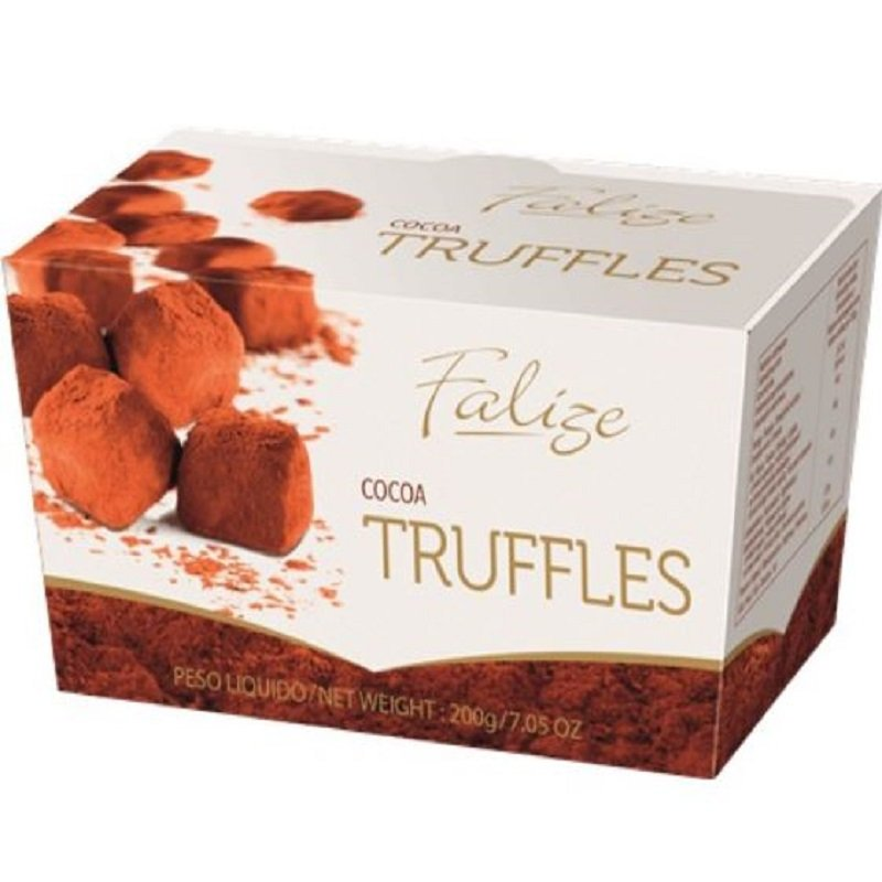 Chokladtryfflar 200g - 60% rabatt
