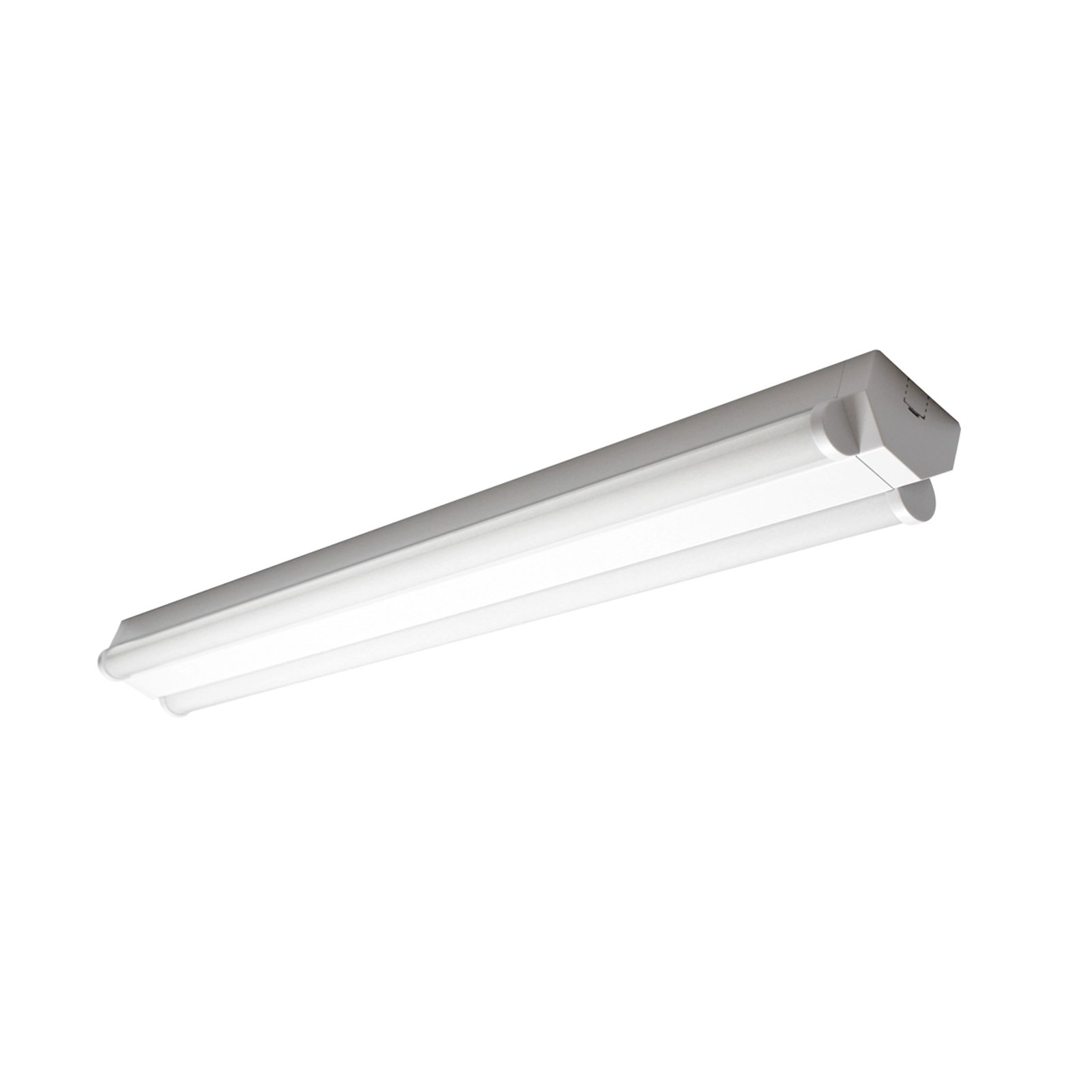 Basic 2 - LED-taklampe med 2 lys - 90cm