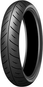Dunlop D 254 F ( 130/60 R19 TL 61H etupyörä, M/C )