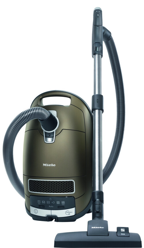 Miele Complete C3 Comfort Ecoline Dammsugare - Brons