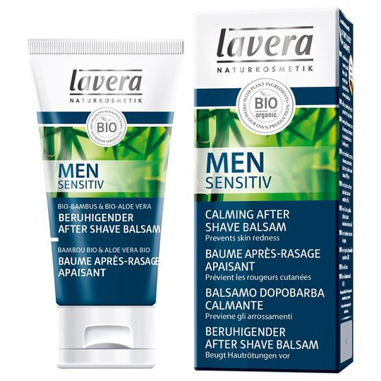 Lavera Men Sensitiv Calming After Shave Balm, 50 ml