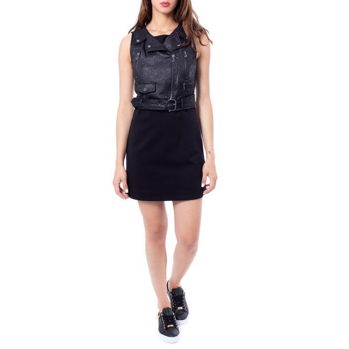 Desigual Women's Dress Black 167770 - black 38