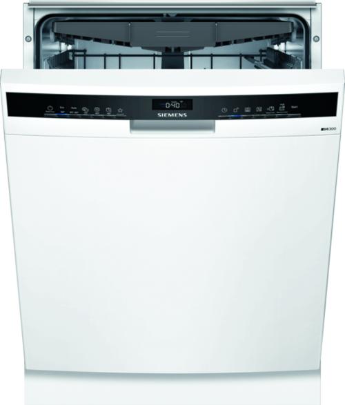 Siemens Sn43hw88cs Iq300 Underbygg. Diskmaskin - Vit