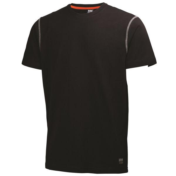 Helly Hansen Workwear 79024-990 T-paita musta S