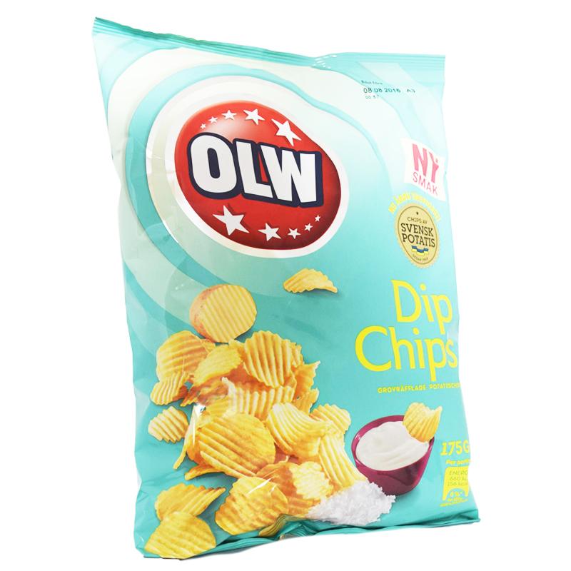 Dip Chips 175g - 47% rabatt