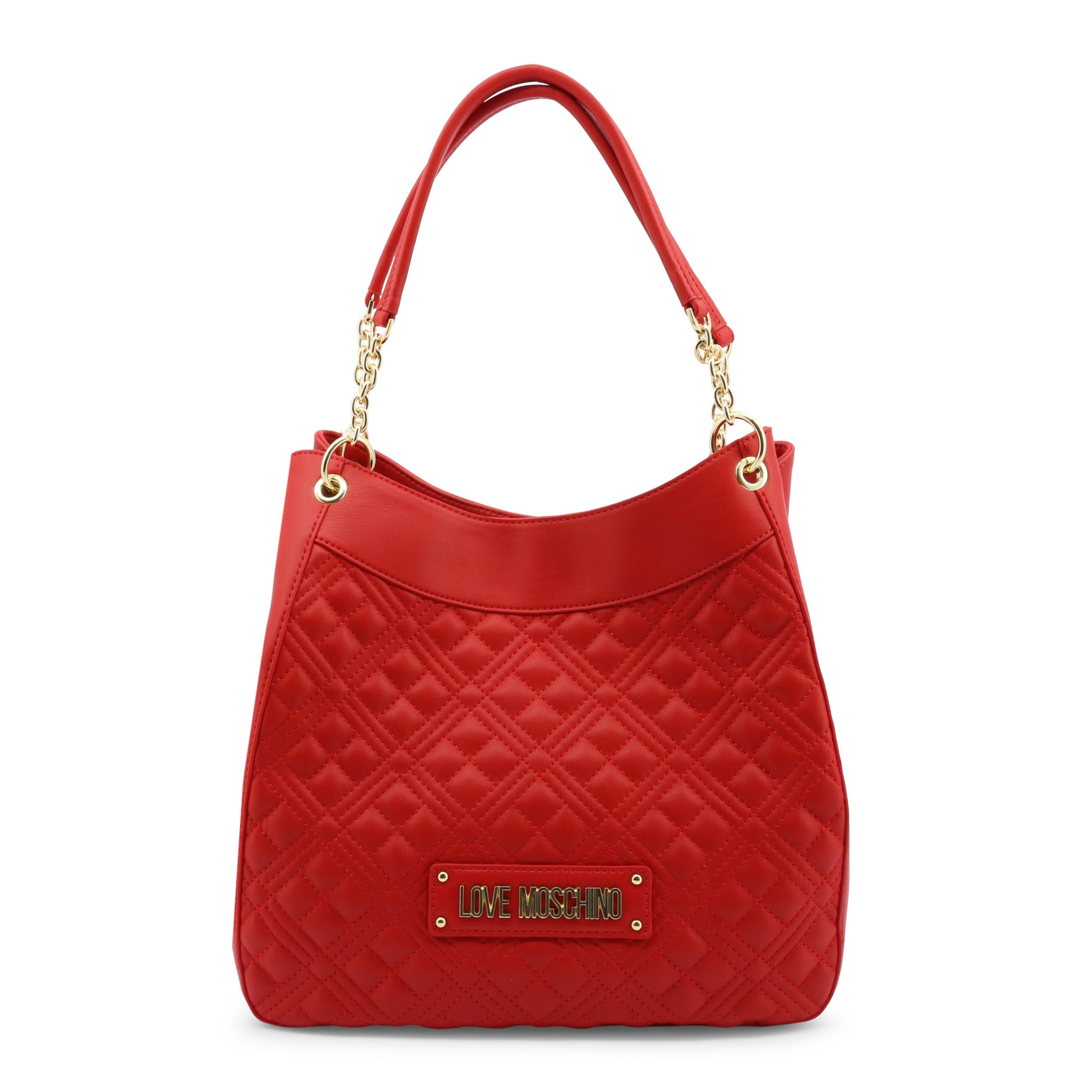 Love Moschino Women's Shoulder Bag Various Colours JC4014PP1DLA0 - red NOSIZE