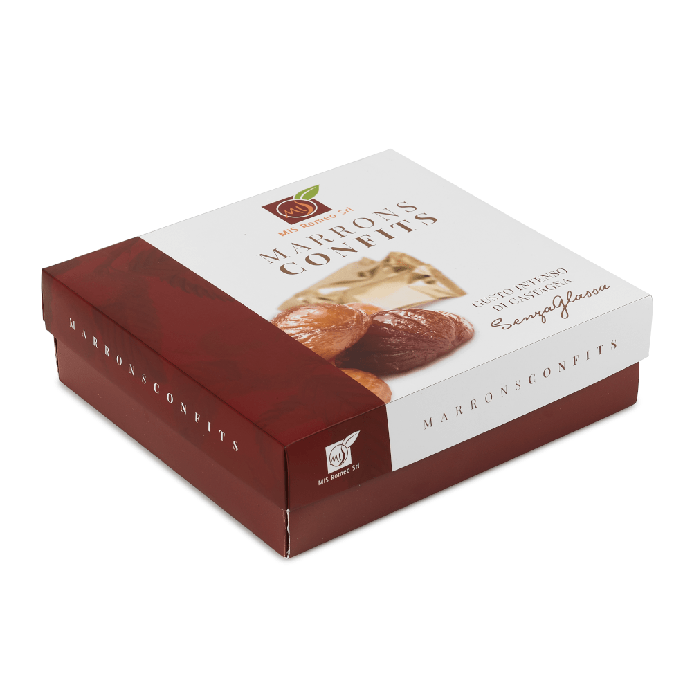 Marrons Glacés 180g by Mis Romeo
