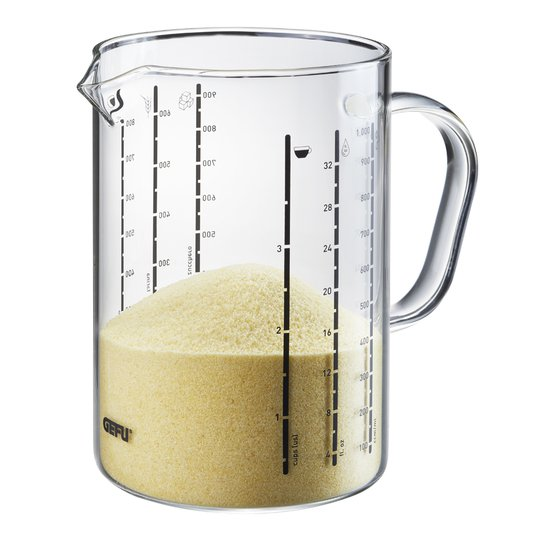 Gefu - Meti Måttkanna 1000 ml