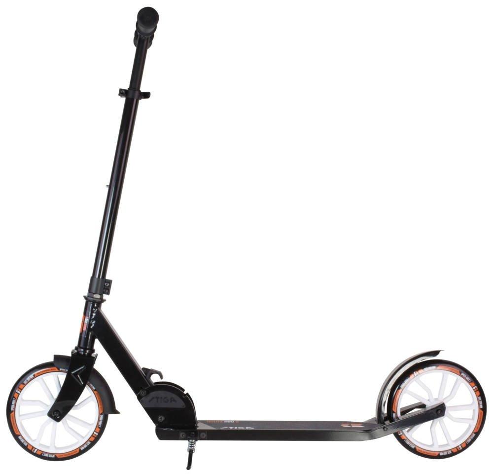 Stiga - ROUTE 200-S Kick Scooter - Black (80-7435-01)