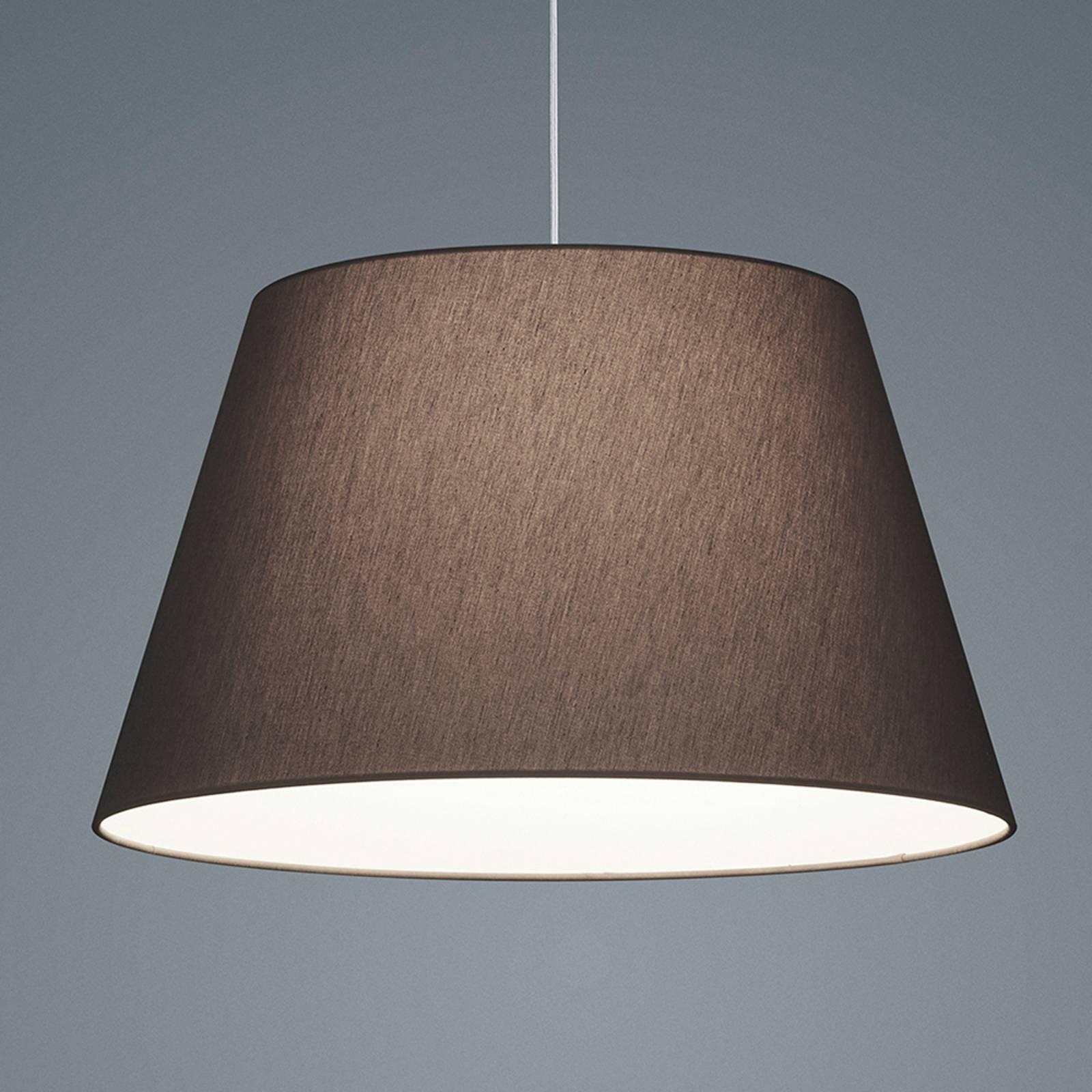 Helestra Certo -valo kartio 1-lamp. antrasiitti