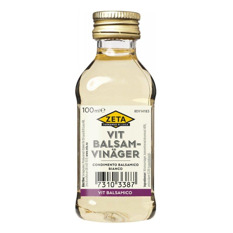 Valkoinen Balsamiviinietikka 100ml - 59% alennus