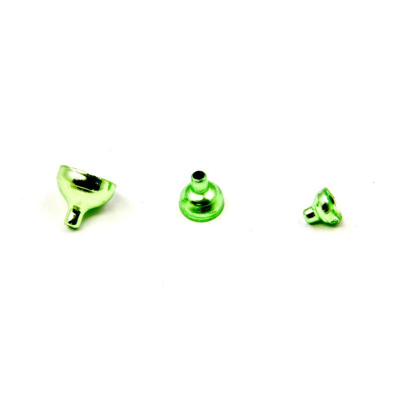 FITS Brass Turbo Tubes Chartreuse Met L Frödin Flies