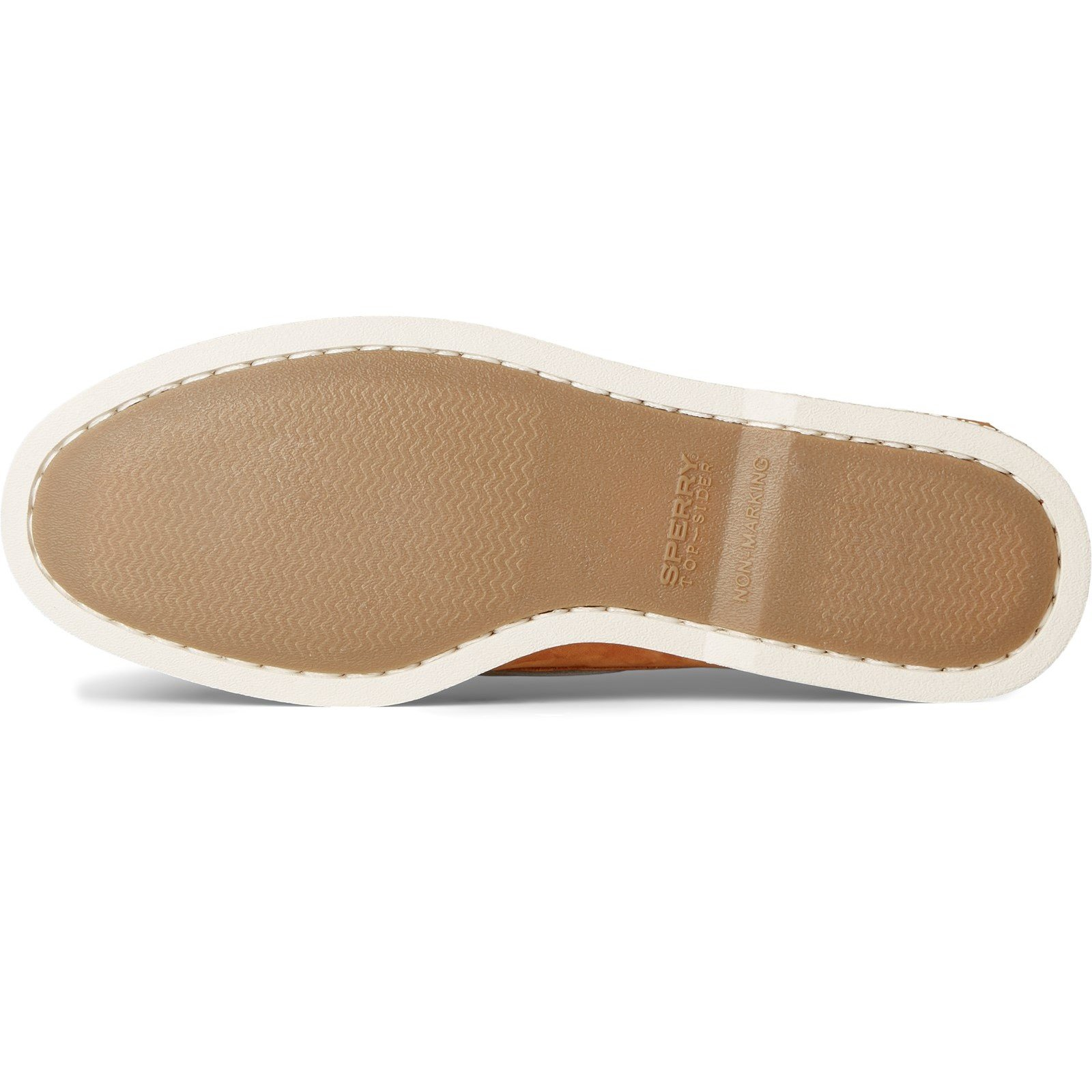 Sperry Men's A/O 2-Eye Nubuck Boat Shoe Various Colours 32920 - Tan 7