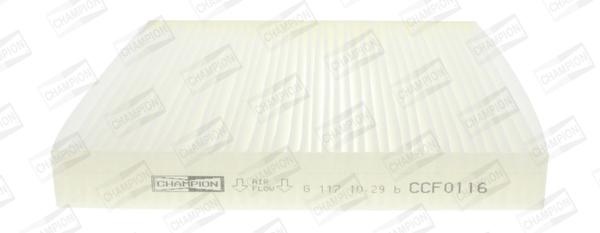 Raitisilmasuodatin CHAMPION CCF0116