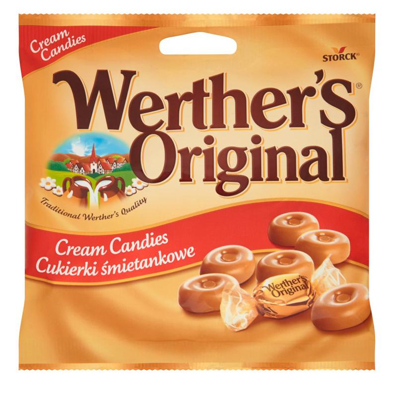 Werthers Original - 14% rabatt