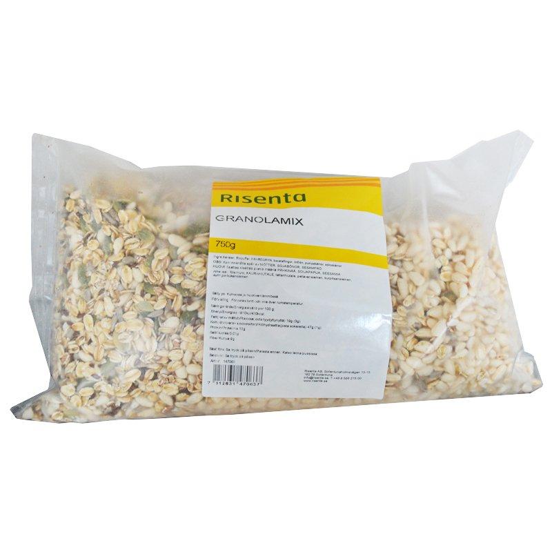 Granolamix 750 g - 29% alennus