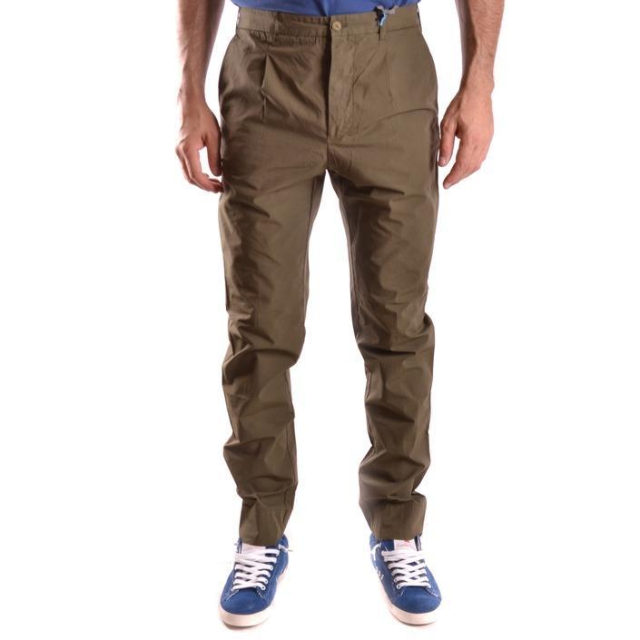 Daniele Alessandrini Men's Trouser Green 186711 - green 44