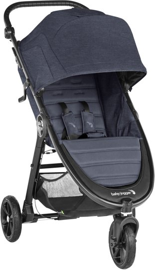 Baby Jogger City Mini GT 2 Sportsvogn, Carbon