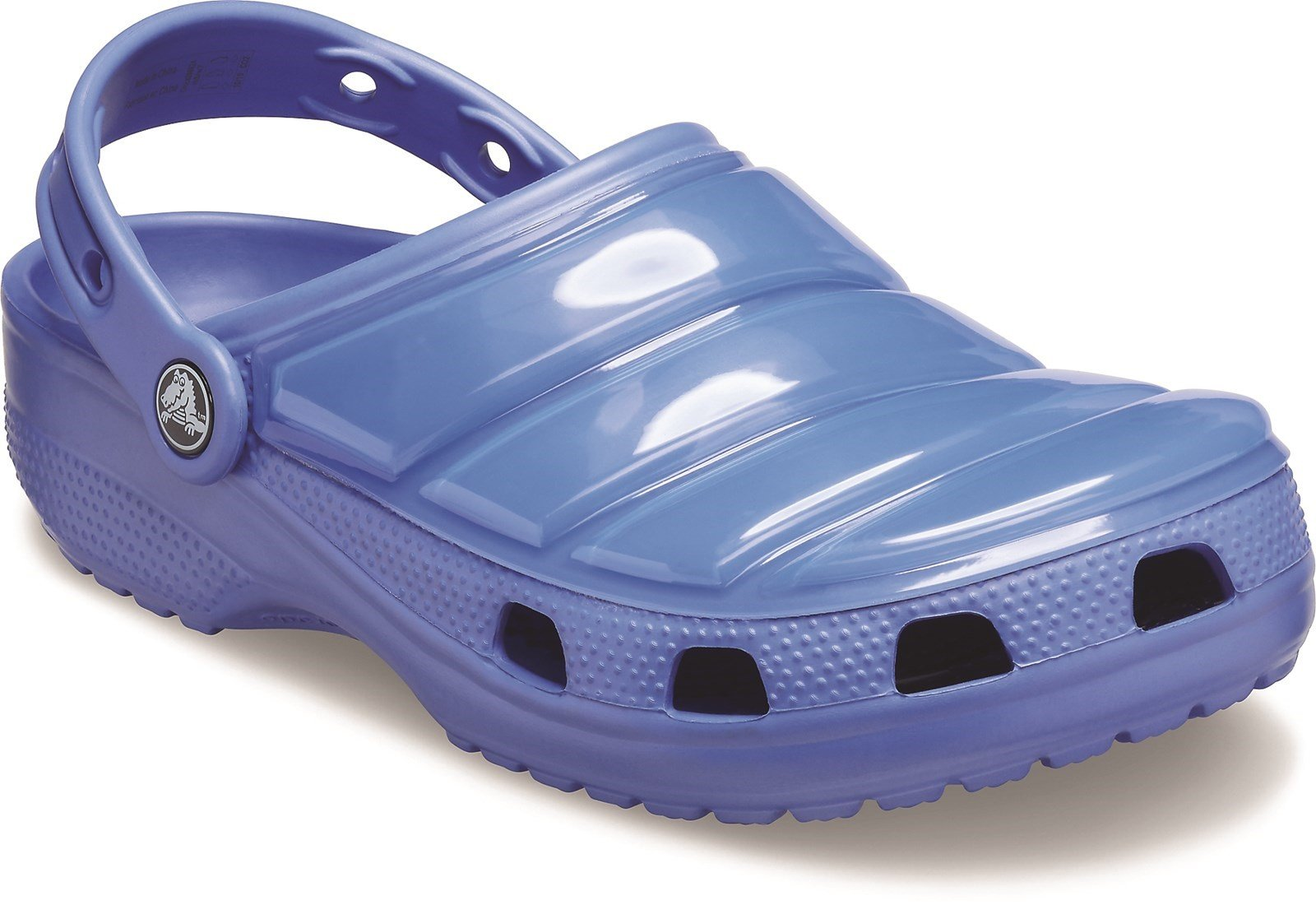 Crocs Unisex Classic Neo Puff Clog Sandal Light Blue 31448 - Light Blue 3