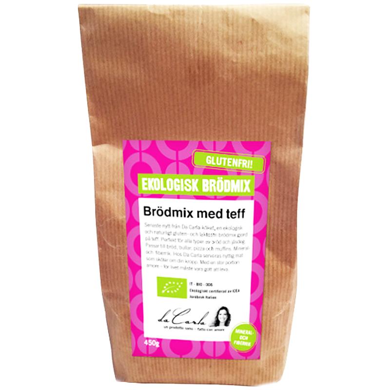 Brödmix Teff 450g - 62% rabatt