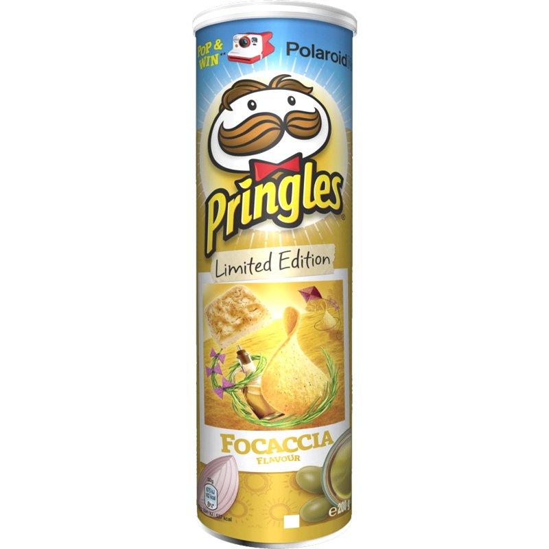 Pringles Focaccia - 25% alennus