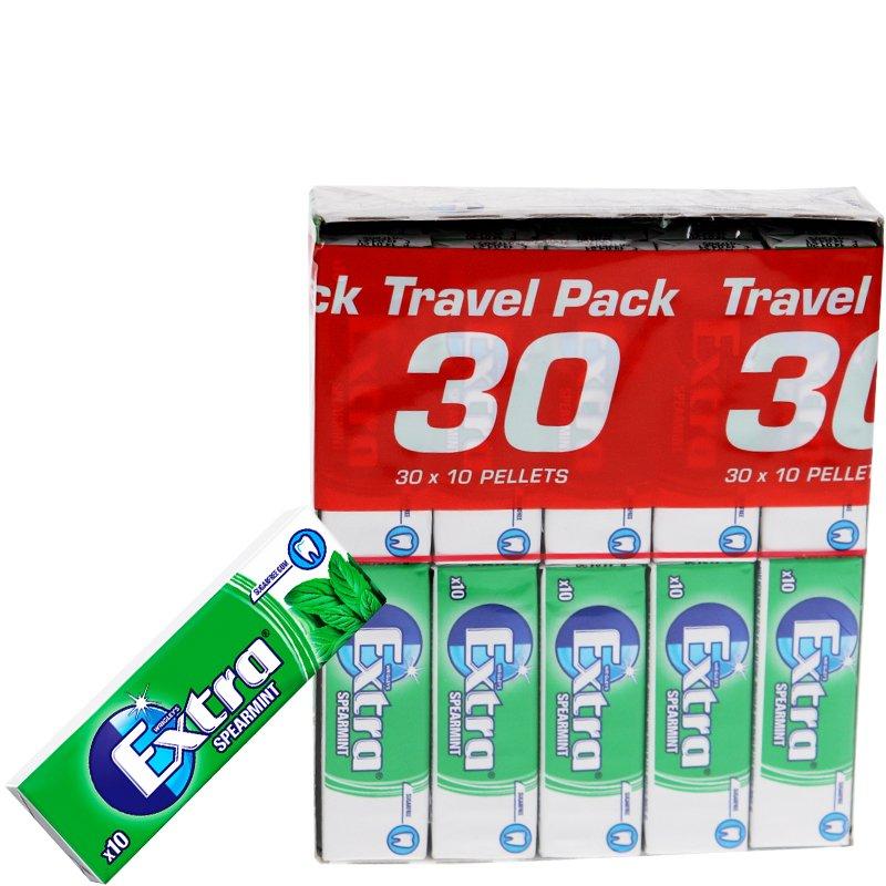 Tuggummin Spearmint 30-pack - 74% rabatt