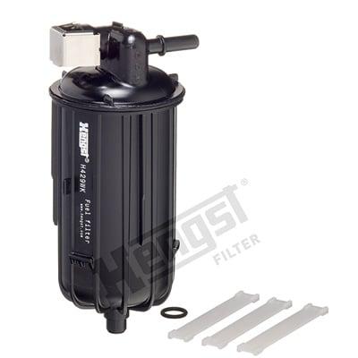Polttoainesuodatin HENGST FILTER H429WK D397