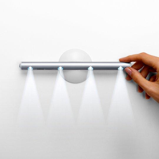 LEDVANCE LEDstixx valosauva seinälle tai pöydälle