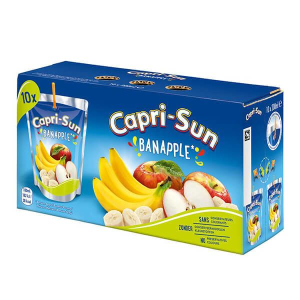 Capri-Sun Banapple 10x20cl