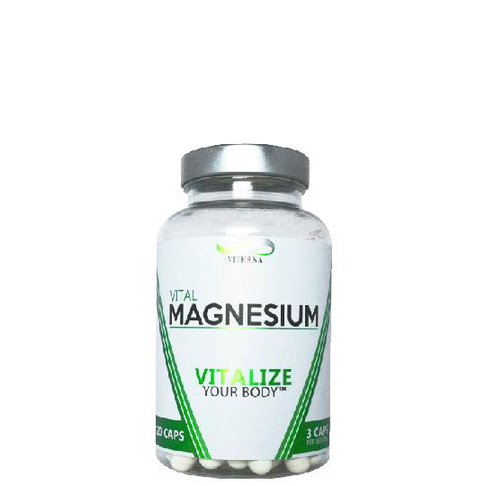 Magnesium, 120 caps