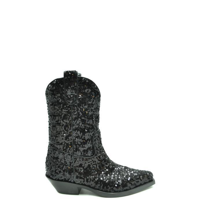 Dolce & Gabbana Women's Boots Black 177520 - black 36