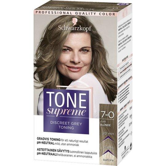 Toningsfärg 7-0 Dark Blond - 61% rabatt